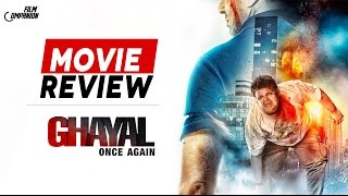Ghayal Once Again | Movie Review | Anupama Chopra