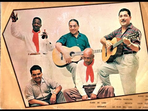 Lo mejor de Oscar Avilés y su conjunto Fiesta Criolla (Sono Radio LPL 1123, monaural)