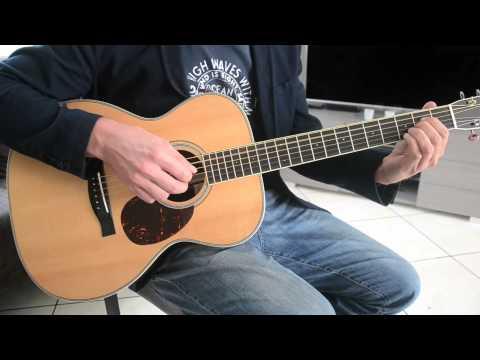 Art Garfunkel - Bright Eyes (Solo Acoustic Guitar Cover - Tim Van Roy)