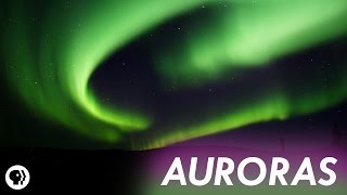 The Science and Beauty of Auroras