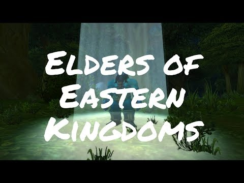 Elders of Eastern Kingdoms - Lunar Festival Achievement Guide (World of Warcraft)