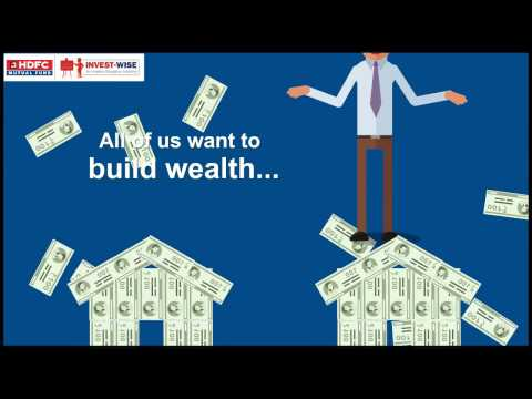HDFC MF - Tips to wealth creation