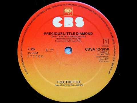 Fox The Fox - Precious Little Diamond (12'' Mix) Formiche