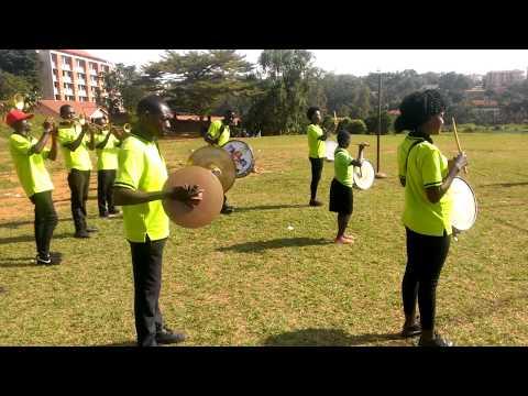 1st Kyebando Brass band