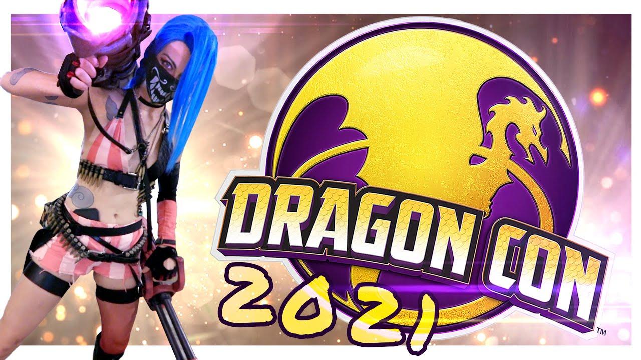 Download Dragoncon 2021 Cosplay Highlight [CMV]