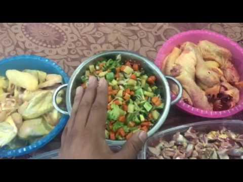 Preparación de una dieta BARF básica, sencilla y económica