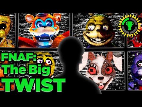 Game Theory: FNAF Security Breach, I Know the BIG TWIST... I think