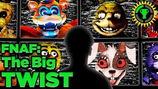 Game Theory: FNAF Security Breach, I Know the BIG TWIST... I think