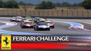Ferrari Challenge Europe - Le Castellet 2017, Coppa Shell Race 2