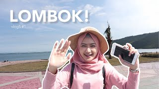 Jalan-jalan di Lombok | vlogS #1 saritiw