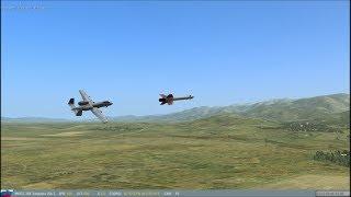 DCS World: A-10C vs 9K22 Tunguska