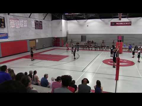 SSN:  SSMS vs. Indian Trails Varsity Boys Volleyball