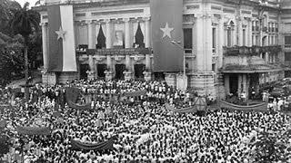 Mười chín tháng Tám 19 tháng 8 ( Có lời) Nhạc cách mạng hay Xuân Oanh - Tốp ca đài TNVN
