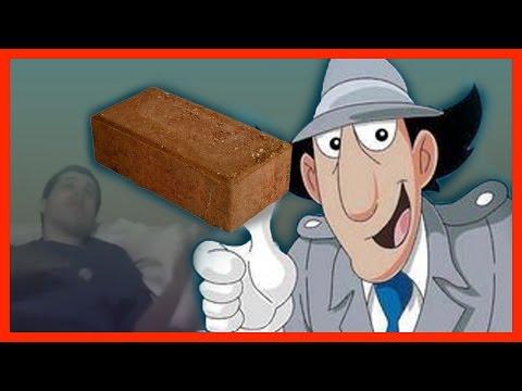 Mine Bricks Brown Crap