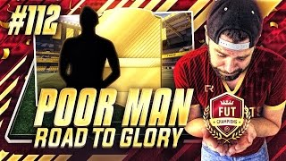 NEP'S RAGE HELPS ME PACK A HUGE WALKOUT PLAYER!! FUT CHAMPIONS! - Poor Man RTG #112 - FIFA 17