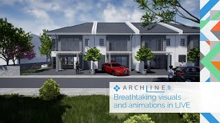 ARCHLine.XP Architectural Webinar Part 9: Breathtaking visuals and animations in LIVE