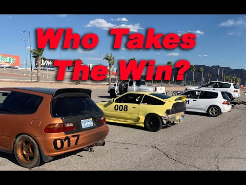 We Battle For Fastest Time Road Racing Speed Ventures Las Vegas