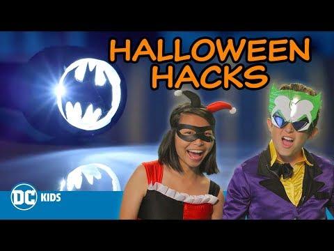 8 Halloween Hacks! | DC KIDS SHOW