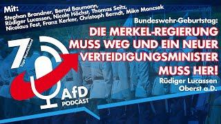 7 Tage Deutschland – der AfD-Wochenendpodcast vom 13.11.2020