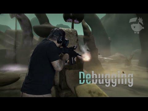 Debugging VR Game