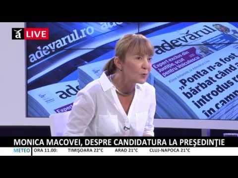 Monica Macovei la
