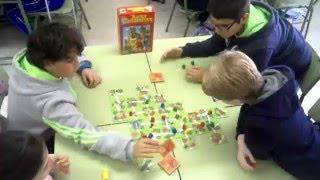 Carcassonne Junior, cómo jugar