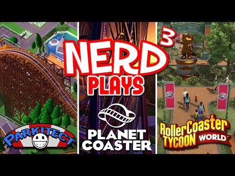 Nerd³ Plays... The Great Big Coaster Showdown