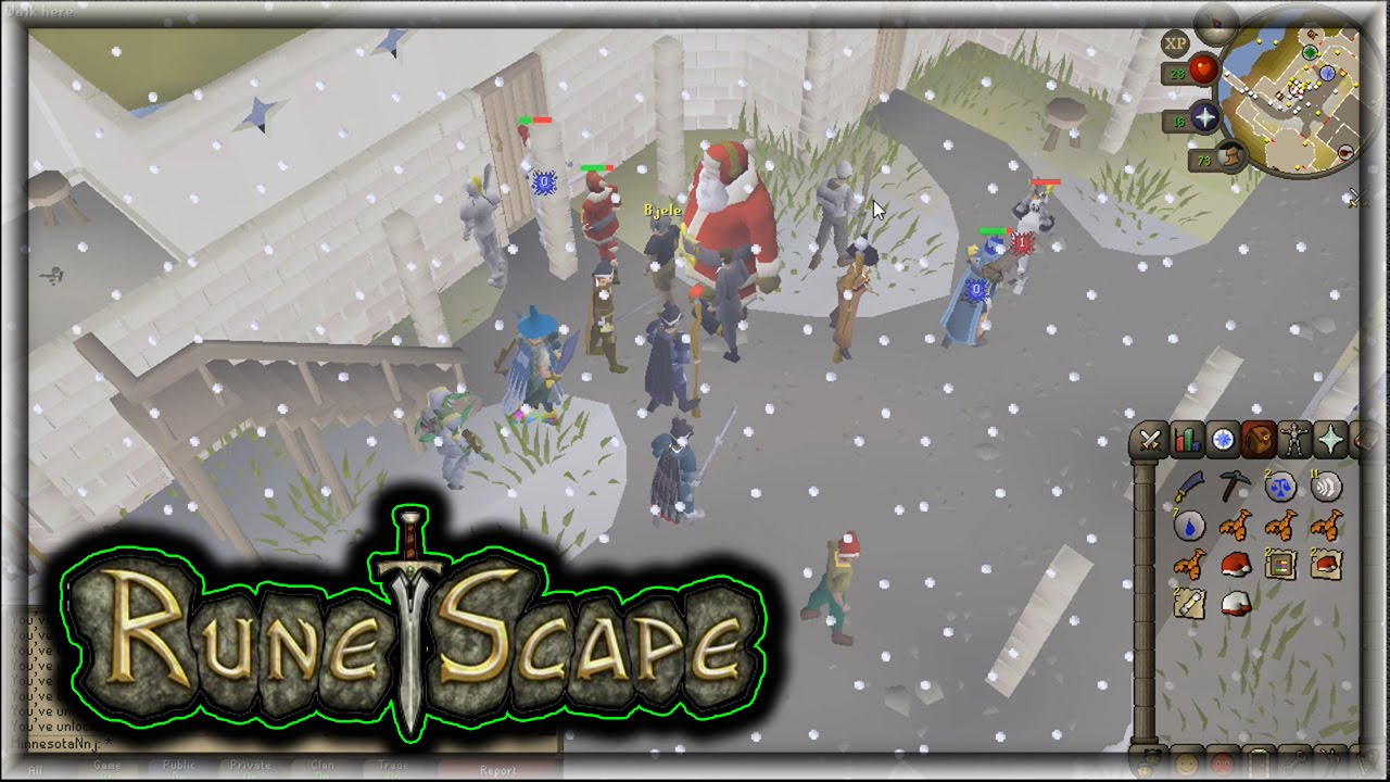 Oldschool Runescape - Christmas Event 2015 Guide (Runescape ...