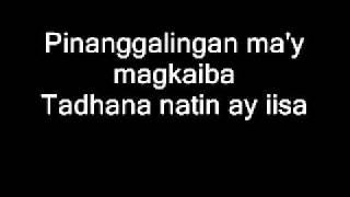 Repeat youtube video Papatunayan ko by silent sanctuary with lyrics