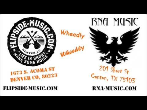 What small music store owners do on a Thursday afternoon, with Flipside Music and RNA Music