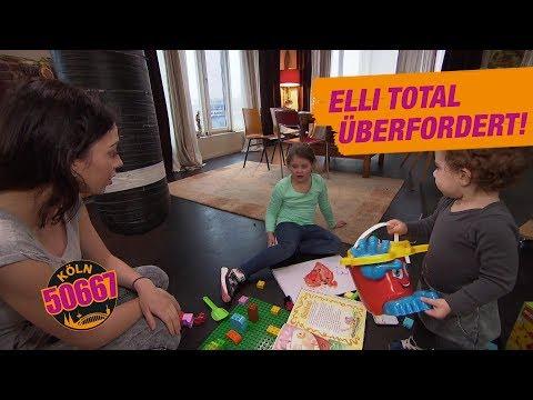 Köln 50667 - Elli versagt beim Babysitten! #1360 - RTL II