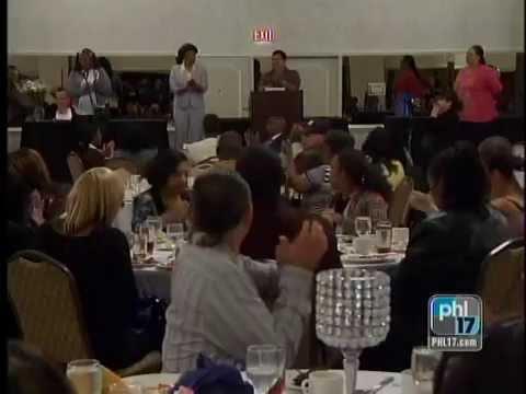 Chester Community Charter School Parents Award Dinner 2014 - WPHL