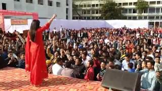 फागुन महोत्सव 2019 MBPG Live Maya Upadhyay