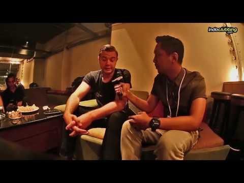 interview SAM FELDT in Jakarta