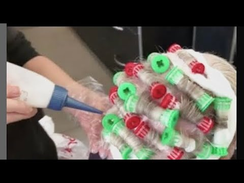 Body Wave Hair Perm 2019 Step By Step
