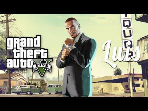 Grand Theft Auto V: Franklin (GTA 4 Parody)