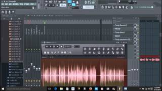 fl studio 12 turorial mixing hip hop vocals reverb delay eq