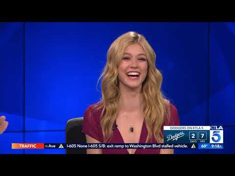 "Katherine McNamara on the Final Seasons of ""Arrow"" & ""Shadow Hunters"""