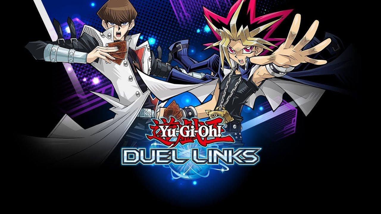 游戏王duel links 高速决斗冰结界之舞 - YouTube