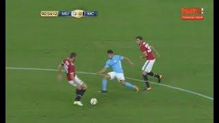 Brahim Díaz vs Manchester United - Amistoso/Friendly - 20/07/2017