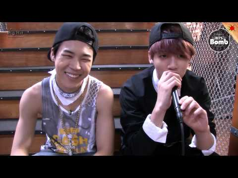 [BANGTAN BOMB] 눈,코,입 (EYES, NOSE, LIPS) of Jung Kook (Feat.Jimin)