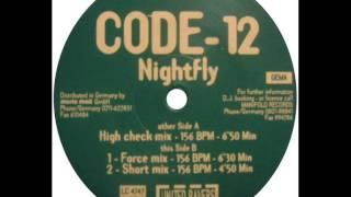 Code-12 - Nightfly (High Check Mix)