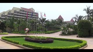 Da Nang 2014 Crowne Plaza Hotel on China Beach