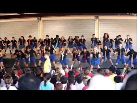 Shelley Primary School EduDance 25 Sep 2015