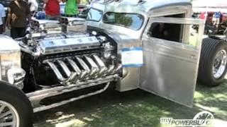 Mypowerblock V12 Detroit Diesel Youtube