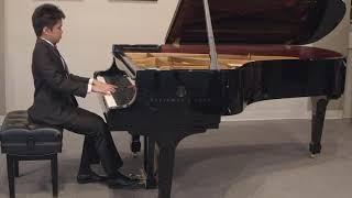 11yrs. Liszt- La leggierezza