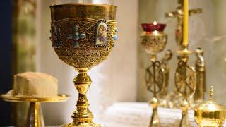 Божественная литургия в день памяти преп. Серафима Саровского