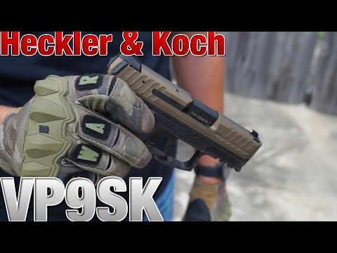 The HK VP9SK raises the bar on sub-compacts