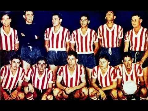 Paraguay, campeón de la Copa América 1953 (Material para Unión FC)