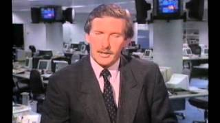 Granada Night Time News - December 1992 - Annus Horribilis